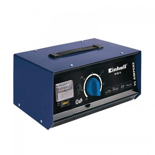 BT-BC 15 – شارژر باتری ۱۵ آمپر-آینهل