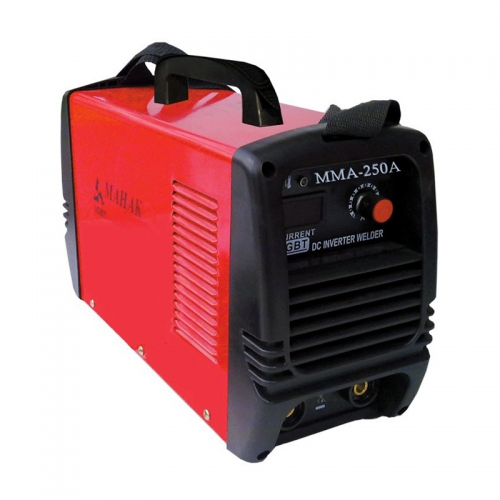 MMA-250A – دستگاه اینورتر ۲۵۰ آمپری-محک