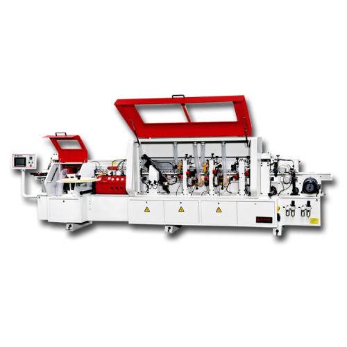 لبه چسبان اتوماتیک با کنترل PLC-محک